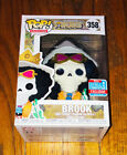 New Funko Pop Animation 358 Brook One Piece Anime Vaulted NYCC 2017 Exclusive