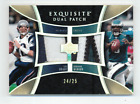 2009 Upper Deck Exquisite Collection Football Cards 19