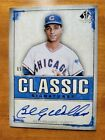 HOFer BILLY WILLIAMS 2008 SP Legendary Cuts On-Card Auto Autograph #ed 5 of 25