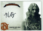Sons of Anarchy Seasons 4 and 5 Autographs Guide 30