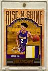 Top Lonzo Ball Rookie Cards 33