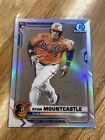 2021 Bowman Chrome Baseball Variations Rookie Refractor Gallery 47