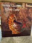 Stained Glass Tiffany Lamp Turkey Cracker Barrel Lights Up Rare Vintage in Box