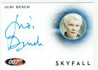 2013 Rittenhouse James Bond Autographs and Relics Trading Cards 22