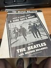 1964 Topps Beatles Movie Hard Day's Night Trading Cards 9