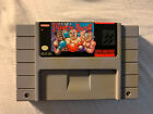 Super Punch Out SNES 1994 Authentic Tested Working Saves Super Nintendo