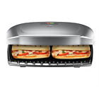 Electric Indoor Grill And Panini Press 9 Serving Sandwich Maker Toaster Nonstick