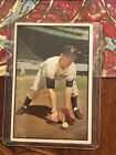 1953 Bowman Baseball Cards - Color and Black & White Series 129