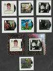 David Bowie Royal Mail complete set mnh stamps Great Britain 2017 + 2010