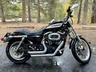 2006 Harley Davidson Sportster portster 1200 Roadster in great condition Only 7k miles Vance Hines exhaust