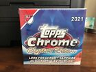 2021 Topps Chrome Sapphire Edition MLS Soccer Cards Unopened Sealed Hobby Box