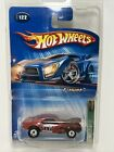 2005 Hot Wheels Treasure Hunt RED 67 CHEVY CAMARO 1967 super nice for any colle