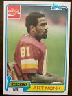 1981 Topps Football Cards 21