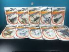 SEALED Dyna Flites Planes Helicopter Lot Zee Toy Intex 1982 80s Diecast R
