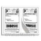 200 XL SHIPPING POSTAGE LABELS 8.5