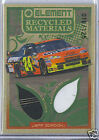 Jeff Gordon 10 Press Pass Elements Recycled Materials