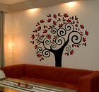 TREE Wall Decal Deco Art Sticker Mural AMAZING COLORS