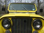 YJ CJ7 DIAMOND PLATE UNDER WINDSHIELD FRAME COVER COVER Hides Rust and Damage