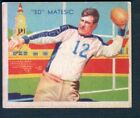1935 National Chicle Football Cards 8