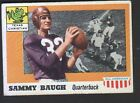 Sammy Baugh Rookie Cards Guide and Checklist  15