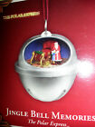HALLMARK Keepsake 2005 JINGLE BELL MEMORIES Christmas Ornament POLAR EXPRESS New