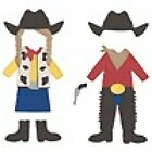 Quickutz REV 0262 D Revolution Die Western Costumes