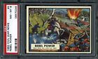 1962 Civil War News #04 Rebel Power PSA 8 NM-MT *0245*