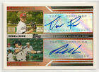 Tanner Robles Robbie Grossman 2011 Topps Pro Debut Side By Dual Auto #'d 6 25
