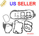 Engine Gasket Kit For GY6 150cc Scooter Motorcycle Bike ATV
