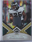 LeSean McCoy 10 Panini Limited Patch Card