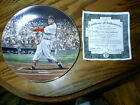 1993 Great Moments in baseball Stan Musial Collector plate Bradford Exchange