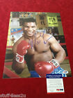 Mike Tyson Boxing Cards and Autographed Memorabilia Guide 27
