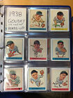 1938 Goudey Heads - Up 48 Card Reproduction Set