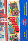 1989 Score 1990 Fleer 1991 Donruss Baseball Card Complete Box set Collection FCT