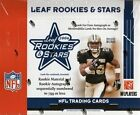2006 Leaf Rookies and Stars Football Hobby Box Unopened
