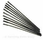 20 x SCROLL SAW BLADES 10TPI FRET 130mm LONG  2-PIN