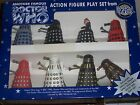 Doctor Who Dapol Limited Edition Davros  Necros Dalek Army Action Figure Set