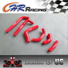 New 2003 2002-2004 FOR Honda CRF450R CR CRF 450F Silicone Radiator Hose Kit