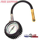 TIRE PRESSURE GAUGE  ATV MOTORCYCLE DIRTBIKE TRAILER BOAT SCOOTER AUTO  UTV AIR