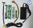 MNT686762AHDMI+DVI+VGA+Audio LCD Controller Board DIY Kit + Power Adapter