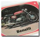BENELLI 250 SUPER SPORT MOTORCYCLE COLLECTOR TRADING CARD