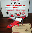 AMOCO AIRPLANE #1 DIE CAST MYSTERY SHIP NEW  MINT NRFB 1/32 LTD ED.