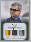 Bobby Labonte 2012 Press Pass Legends Prominent Pieces FS Shoe Glove Card 50