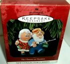 The Clauses On Vacation`1997,No-1 In Clauses On Vacation,Hallmark Ornament-