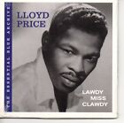 Lloyd Price - Essential Blue Archive (Lawdy Miss Clawdy, 2011)