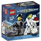 LEGO 8399 Space Police K-9 Bot New/Sealed Free US Shipping Set Retired