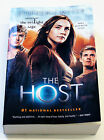 The Host by Stephenie Meyer Movie Tie In 1ST EDITION SIGNED X4 MAX IRONS ABEL