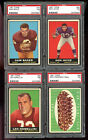1961 Topps Football Cards 26