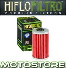 HIFLO OIL FILTER FITS DAELIM VS125 EVOLUTION 2006-2013