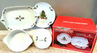HOLIDAY HOSTESS 4 PC OVENWARE SET ~ SAFE UP TO 1000 DEGREES FULL SET WITH BOX